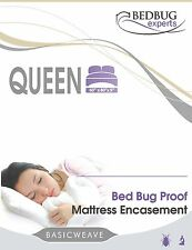 BED BUG PROOF  MATTRESS  ENCASEMENT   PROTECTOR COVER ANTI ALLERGY DUST MITE