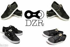 DZR SPD URBAN MIDNIGHT CYCLING / RIDING SHOES COMPATIBLE WITH SPD / FLAT PEDALS