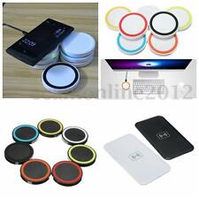 Q5 QI Wireless Charging Charger Pad Mat for iPhone Samsung Nokia HTC LG SONY