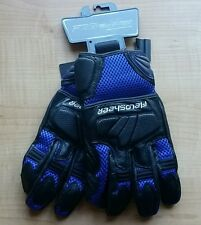 Mens Fieldsheer Sonic Air 2.0 Motorcycle Gloves, Blue and Black Glove