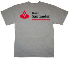 BANCO SANTANDER Financial Bank T-shirt