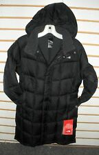 THE NORTH FACE GIRLS METROPOLIS DOWN PARKA- JACKET-TNF BLACK -STYLE AUTY- L,XL