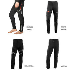 RockBros Men's Bike Cycling Tights Long Pants Trousers Black Size S - 4XL