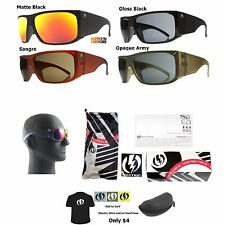 NEW Electric Visual Jailbreak  Mens Oversize Wrap Sunglasses Msrp$110