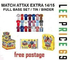 MATCH ATTAX EXTRA 14/15 CHOOSE FULL BASE SET / TIN / BINDER / STARTER PACK