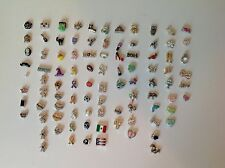 Authentic Origami Owl Charms New and Retired Lot 2