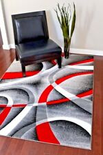 RUGS AREA RUGS 8X10 AREA RUG CARPET LARGE RUGS GRAY RUGS LIVING ROOM RUGS ~ NEW~