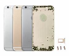 Replacement Housing Back Battery Door Cover & Mid Frame Assembly for iPhone 6