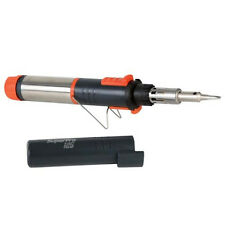 Portasol SuperPro 125 Portable Gas Soldering Iron With Ignition & Tips