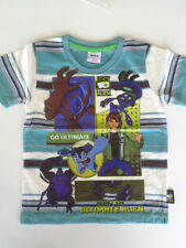 Kids Boys T-Shirt Top Shirt Sizes 3-4, 4-5, 5-6, 6-7, 7-8yrs