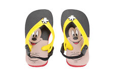 Havaianas The Disney Classic 4126841 3674 New Baby Infant Red Yellow Sandals