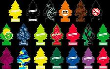 Little Trees 24 Pack Air Fresheners All Kinds Free Shipping