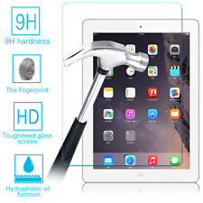 For Apple iPad 100% Explosion proof Tempered Glass Film Guard Screen Protector