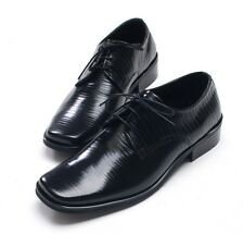 Mens Genuine Leather Formal Dress Casual Shoes chaussure sapatos KOREA Z3004