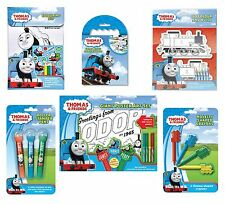 THOMAS & FRIENDS Colour/Create/Kits/Sets/Kids/Gift/Pad/Play/Activity/Tank Engine