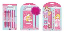 PRINCESS Stationery Sets & Gifts (Girls/Birthday/School) Pens/Diary/Case (Anker)