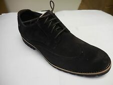 Rockport Men's Ledge Hill Wingtip Bitter Chocolate Lace-Up Dress Shoes 37