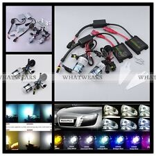 35W HID Xenon Headlight Conversion Kit Bulb H1 H3 H4-3 H7 H11 H13 9004 DC INU