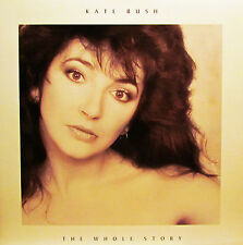 "KATE BUSH ..""THE WHOLE STORY""..Retro Album Cover Poster Various Sizes"