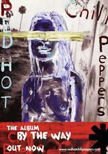 RED HOT CHILI PEPPERS By The Way PHOTO Print POSTER I'm With You Shirt CD 009