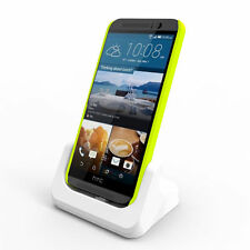 IMOBI4 Micro USB 2IN1 Sync & Charging Battery Dock Cradle Charger for HTC One M9