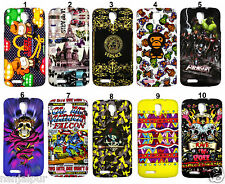NSN's Touch Feel Night Glow Soft Back Cover For Micromax Canvas Juice A77 A177