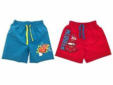 Disney Cars Lightning McQueen Summer Swim Shorts Trunks Boys Size UK 2 - 8 Years