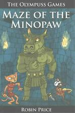 NEW Maze of the Minopaw by Robin Price Paperback Book (English) Free Shipping