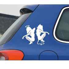 Attractive Black or White Vinyl Car Vehicle Motorcycle Decoration Decal Stickers