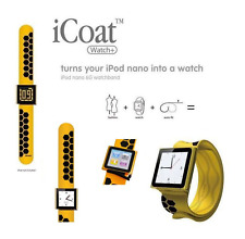Ozaki iCoat Slap Watch+ Band Bracelet Strap Case Cover for iPod Nano 6