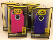 Otterbox defender case for apple iphone 5C Retail Package