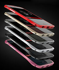New GINMIC Dustproof Aluminum Metal Bumper Blade Case Cover for iPhone 6 /6 Plus
