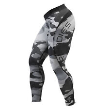 Better Bodies Camo Long Tights, bodybuilding womens gear