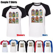 The Most Popular Game Legend of Zelda Graphic Boy's Girl's Couple T Shirt Tops