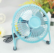 New Portable Mini Fan Super Mute USB Cooling Cooler for Notebook Laptop PC