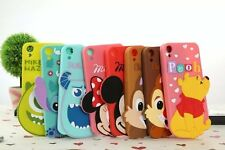 Cartoon 3D Disney Stitch Pooh Back Case for HTC Desire 820 Soft Silicone Cover