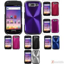 For SAMSUNG T769(Galaxy S Blaze 4G) Slim Metal Back Cosmo Case Cover