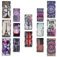 Fundas Carcasas Para Apple iPhone PhoneCase Protector Pattern PC Duro