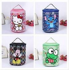 Portable Insulated Children Cute Cartoon Lunch Box Picnic Carry Tote Storage Bag