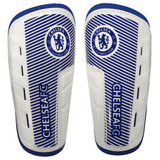 Chelsea Football Club Official Soccer Gift Shinguards Shinpads Blue
