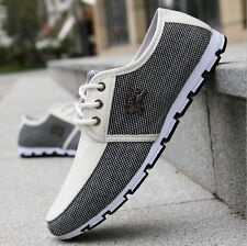 2015 New Fashion England Men's Summer breathable canvas shoes Casual shoes