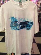 NASCAR Ryan Newman #12 Alltel Racing T Shirt