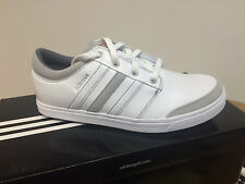New Adidas Adircross Gripmore Golf Shoes (White) Q47007