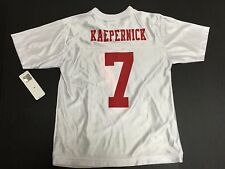 San Francisco 49ers Colin Kaepernick Official Unisex Youth NFL Team Jersey New