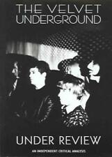 Velvet Underground - Under Review New DVD