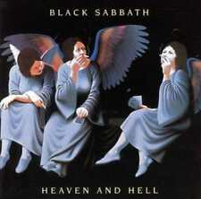 Heaven and Hell [Black Sabbath] [075992337229] New CD