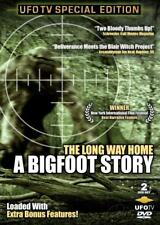 The Long Way Home: A Bigfoot Story New DVD