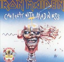 IRON MAIDEN - CAN I PLAY WITH MADNESS NEW VINYL RECORD