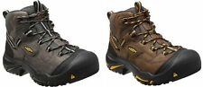 Keen Mens Braddock Work Boots Steel Toe Utility waterproof shoes 8.5-14 NEW $180