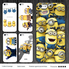 iPhone 6 Case Minion Rubber Print Cover for Apple iPhone 6 6 Plus 5s 5 5c 4s 4